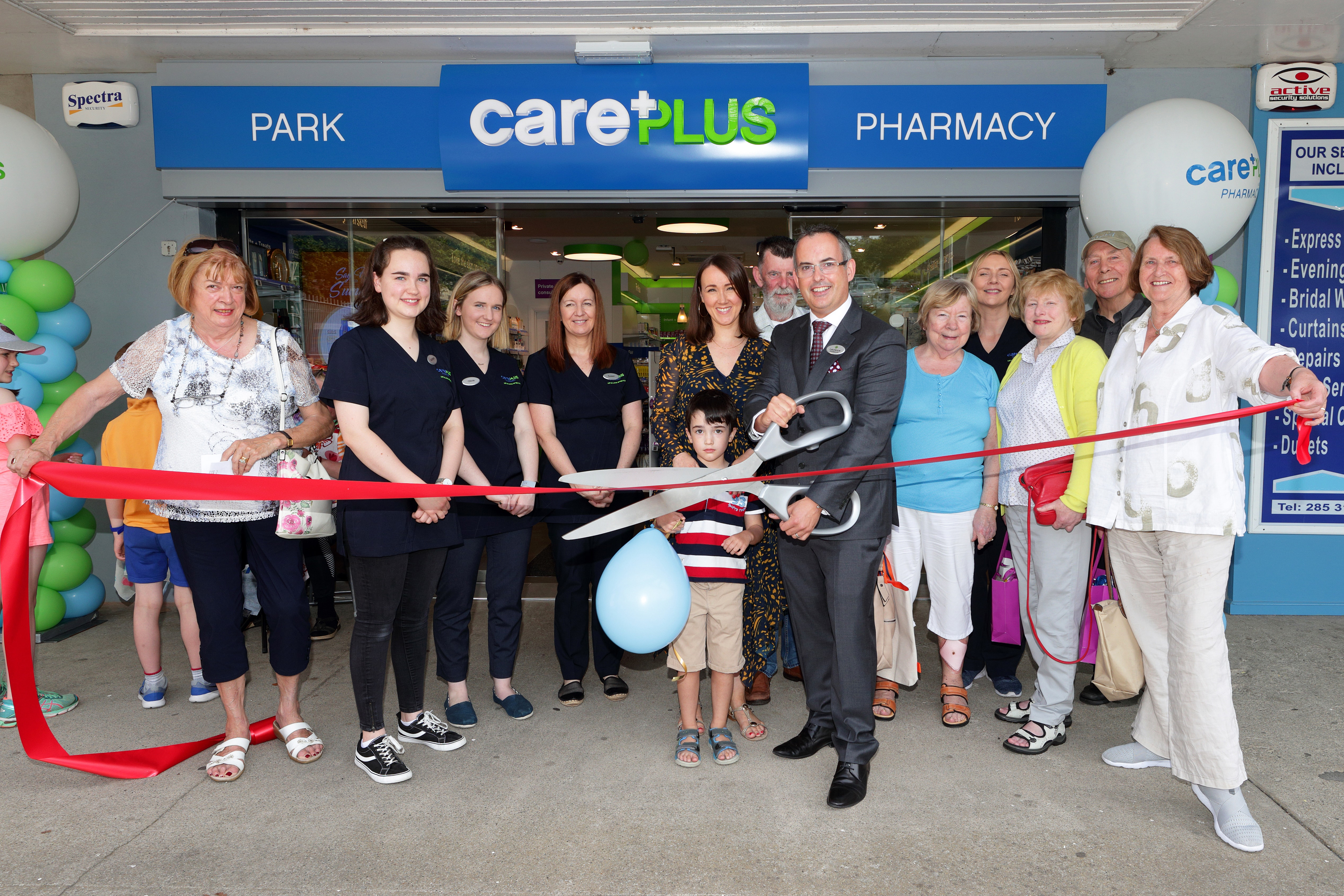 Park Pharmacy Cabinteely, CarePlus, Grand Opening