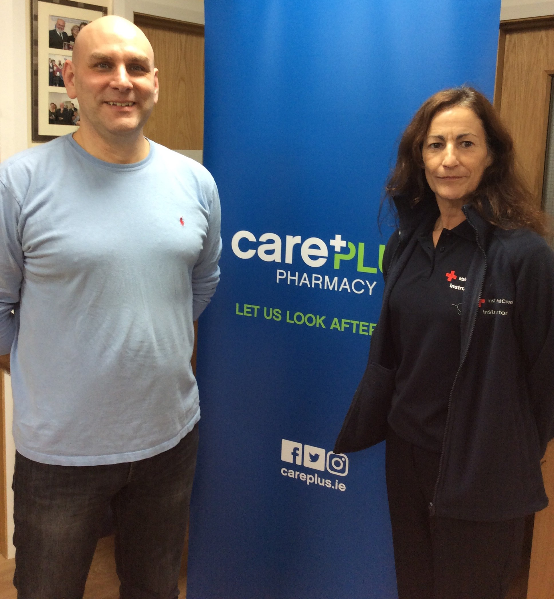 Killian's CarePlus Galway First Aid