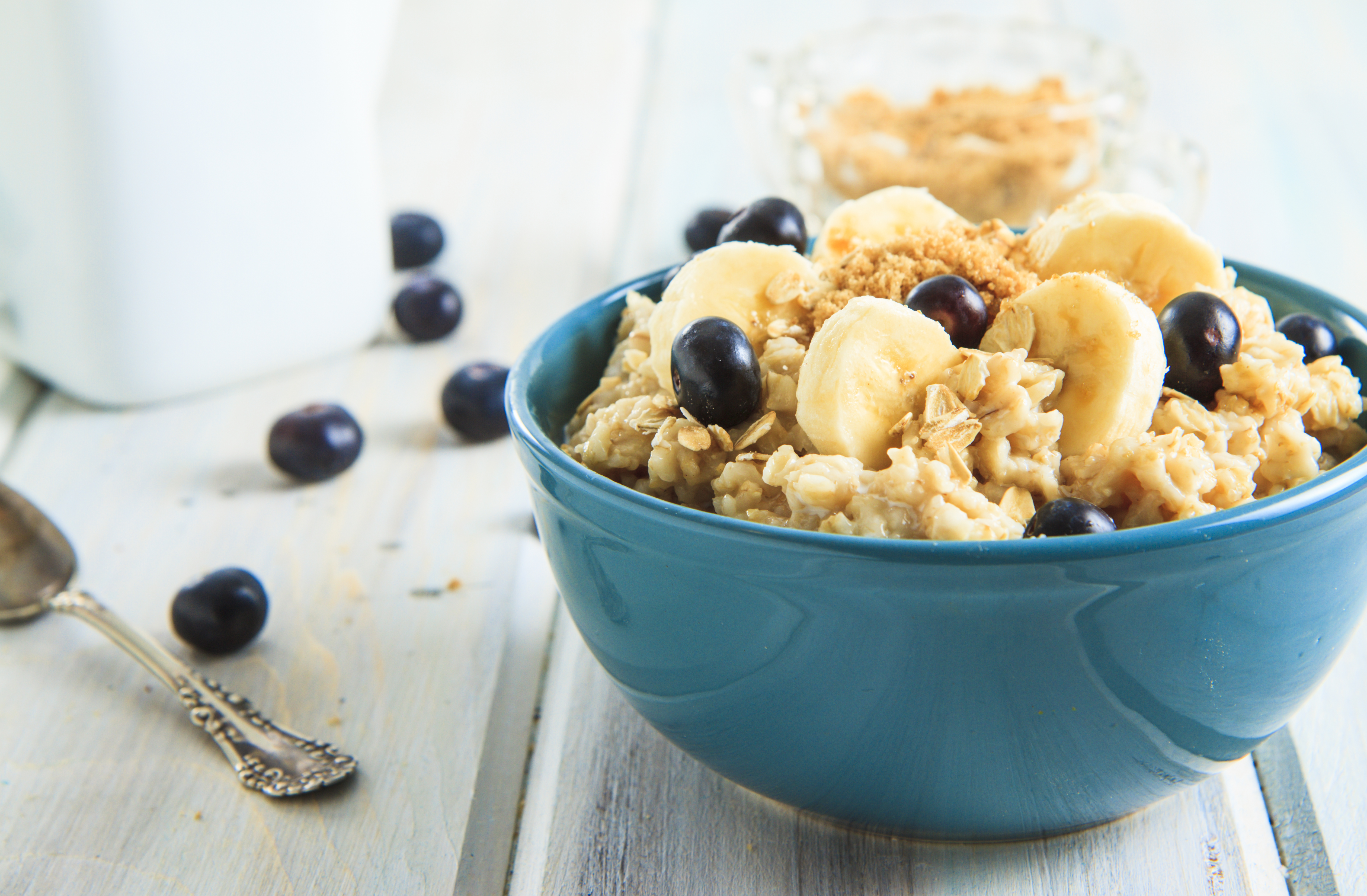 Oats food to boost your mood