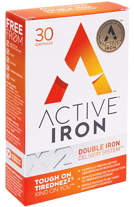Active Iron CarePlus Pharmacy