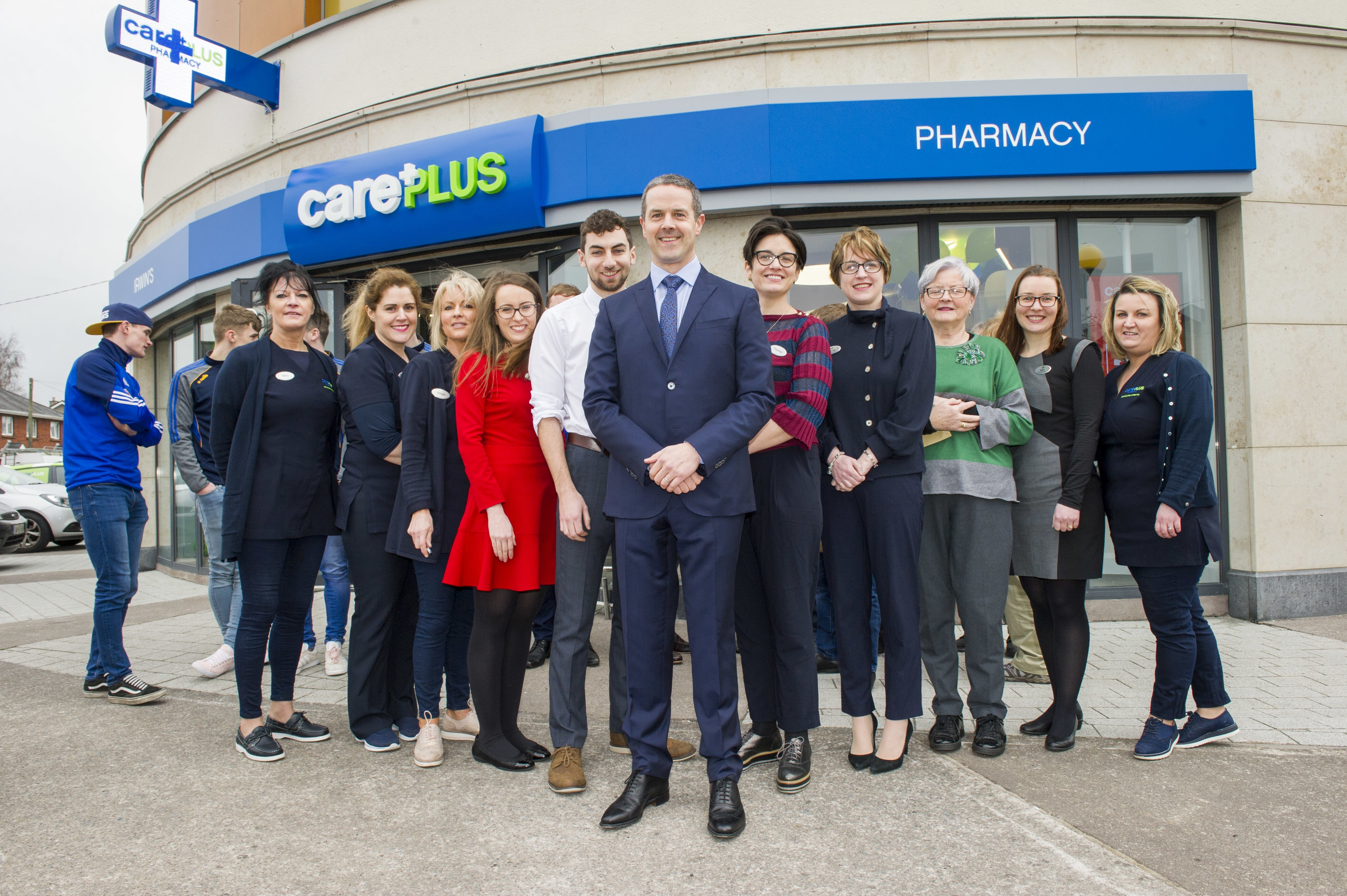 Irwin's CarePlus Pharmacy Togher grand opening