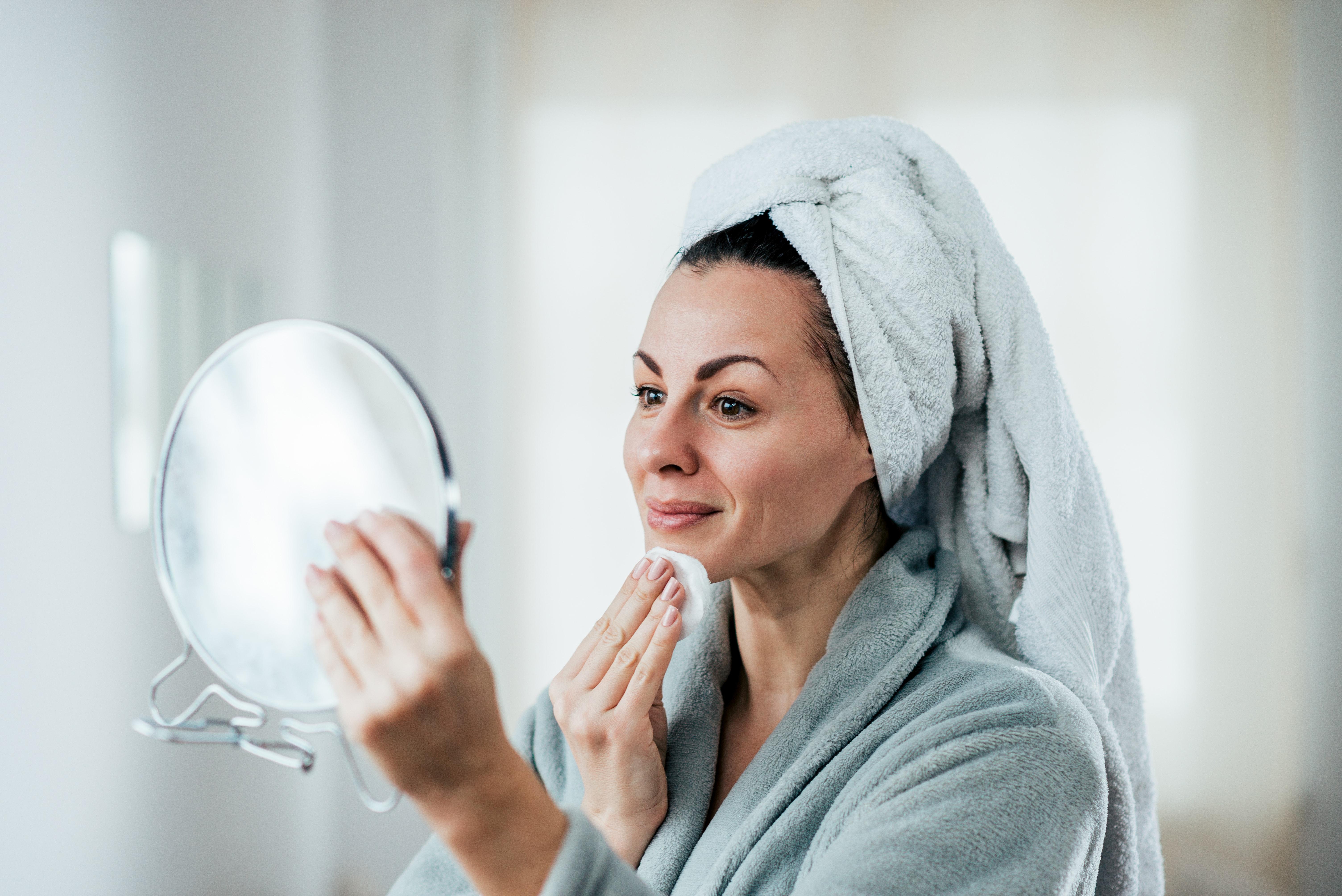 skin health, skincare, skin month, skincare routine, rosacea, skin condition