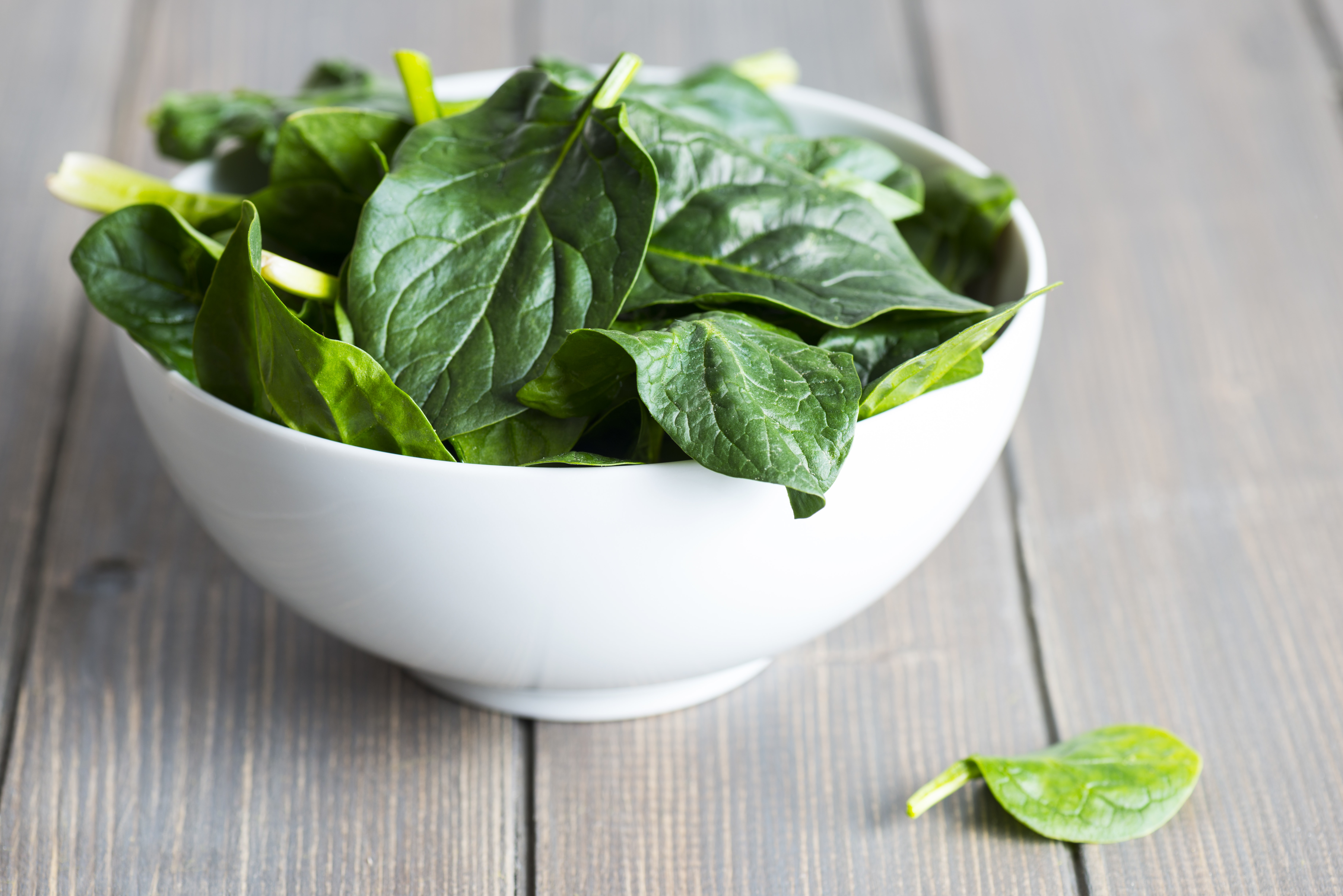 Spinach food to boost your mood